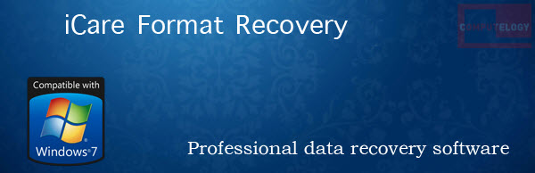 iCare Format Recovery Pro Banner