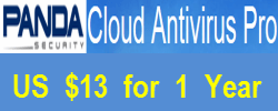 Panda Cloud Antivirus Pro 2 Only $13 [ 1 Year - 1 User ]