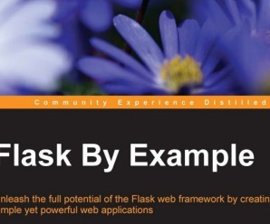 """Free eBook """"Flask by Example"""" PDF Today Only"""