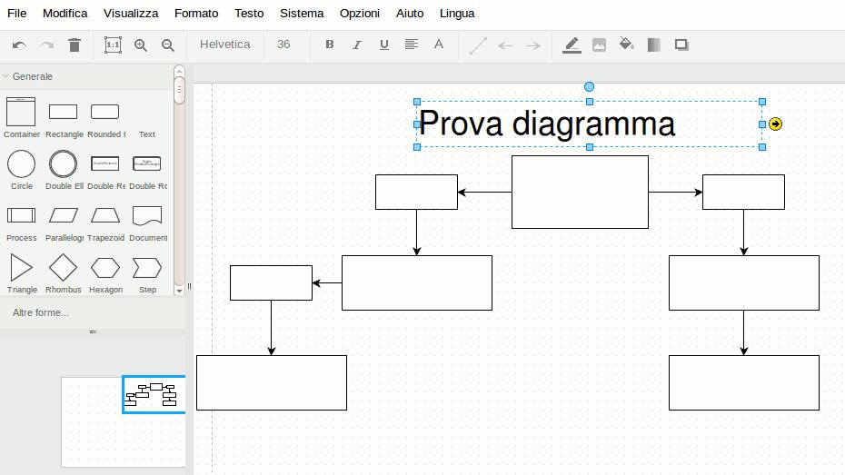 Fare Diagrammi Online Con Un Tool Drawio