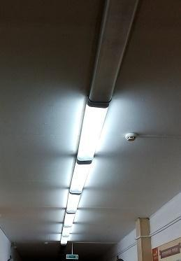 светильники для ламп лб-40