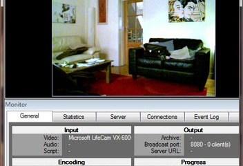 Webcam Stream
