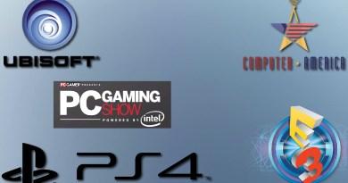 Electronics Entertainment Expo E3 Day 2 Recap