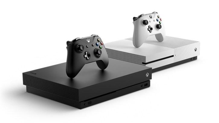 E3 Xbox One X