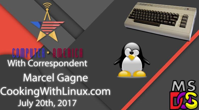 Cooking With Linux, Marcel Gagne Talks Emulators!