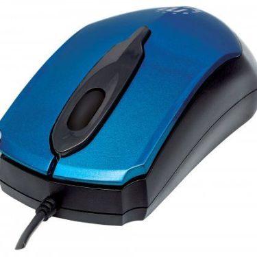 EDGE BLUE USB MOUSE