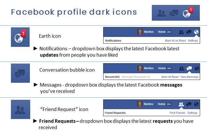 fb profile icons