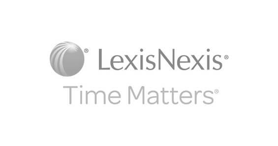 Lexis Nexis Time Matters logo