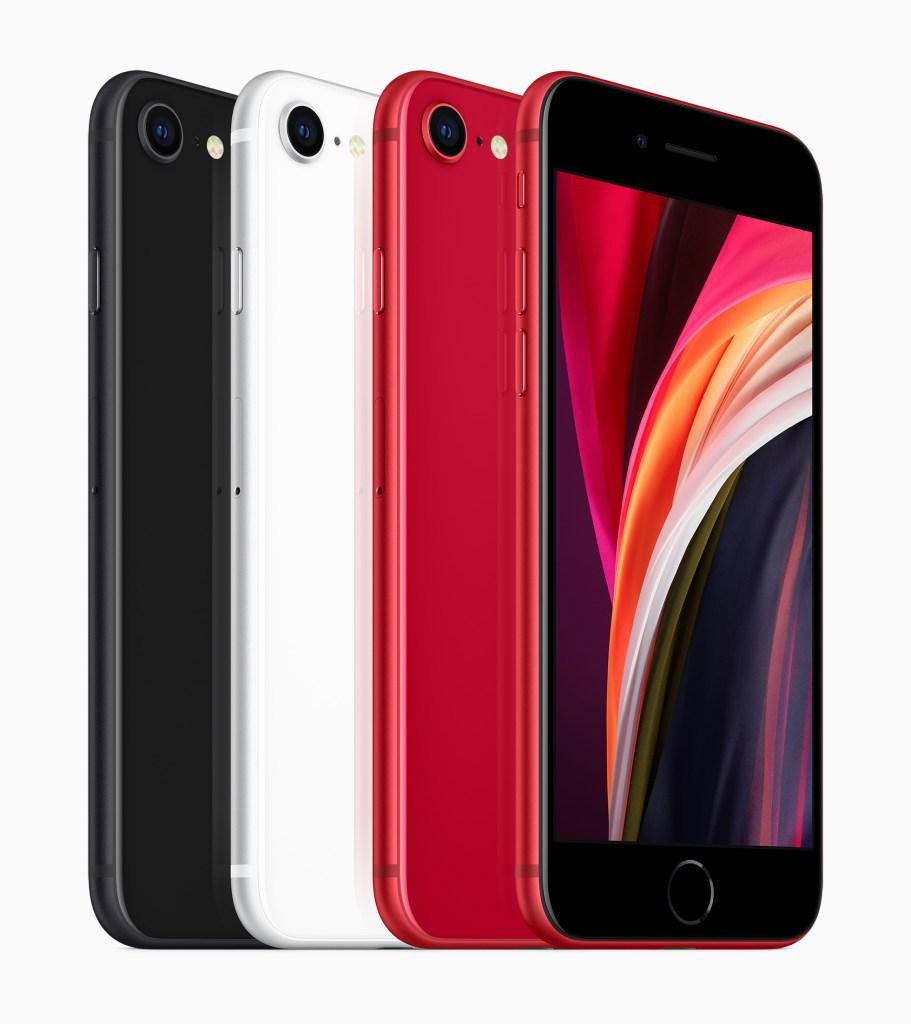 iphone se2 colors