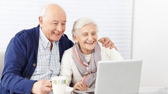 Computer Coach Australia training for Seniors