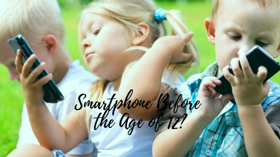 Smart phones for kids