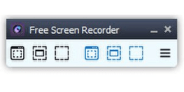 Free Screen Video Recorder -computergii