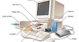 مكونات الحاسوب الخارجية