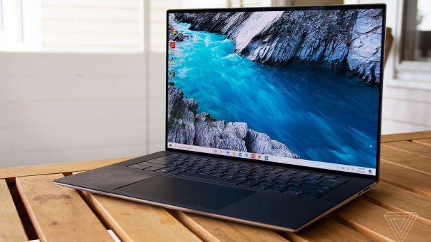 مواصفات لاب توب للبرمجة- Dell XPS 15 2020