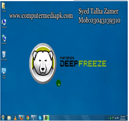How To Use Deep Freeze In Urdu By Syed Talha Zameer