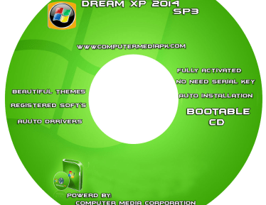 Dream Xp 2014 Cover