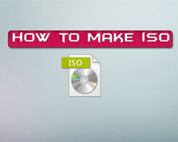 How To Make ISO In Urdu By Syed Talha Zameer