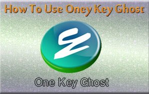 How  Use Onekey Ghost In Urdu By Syed Talha Zameer