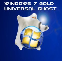 Windows 7 Gold Edition Universal Auto Ghost