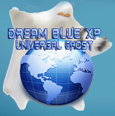 Dream Blue Xp Universal Auto Ghost By C.M Team