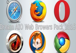 Dream AIO Browsers Pack 2016 By Computer Media