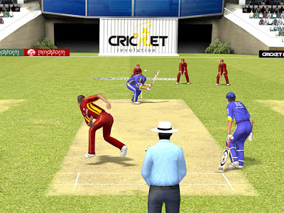Cricket Revolution World Cup 2011 Game2
