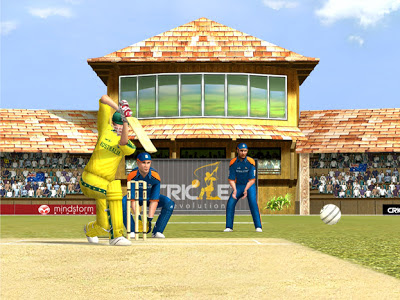 Cricket Revolution World Cup 2011 Game3