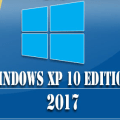 Windows XP 10 Edition Sp3 2017 With WPI Computer Media