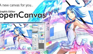 OpenCanvas 6.2.01 (x86/x64) Full Patch By Computer Media