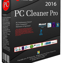 PC Cleaner Pro 2016 14.0.16.9.9 + Keys By Computer Media