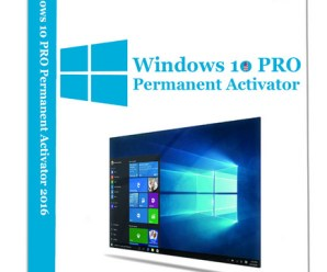 Windows 10 Pro Permanent Activator Ultimate 2017 v1.9 ! [Latest]
