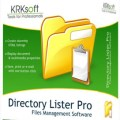 Directory Lister Pro 2.15.0.251 Enterprise Edition With Crack