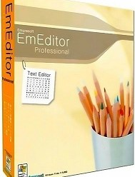 Emurasoft EmEditor Professional 16.3.0 With Patch