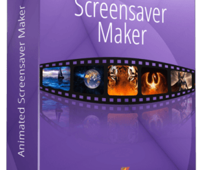 Animated Screensaver Maker 4.3.2 With Crack