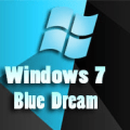 Windows 7 Blue Dream Lite 2017 [x86] 700Mb By Computer Media Team
