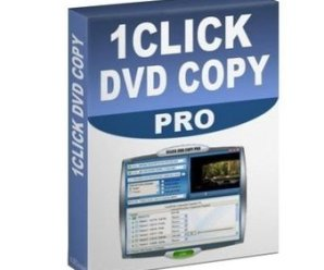 1CLICK DVD Copy Pro 5.1.2.0 With Crack