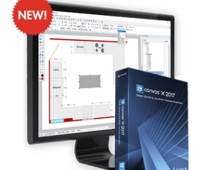 ACD Systems Canvas X 2017 GIS 17.0.160  With Crack
