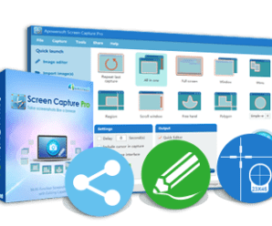 Apowersoft Screen Capture Pro 1.3.2 (2017) {New}