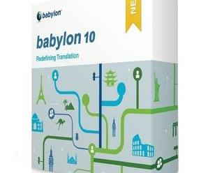 Babylon Pro 10.5.0.15 Full Version With Crack