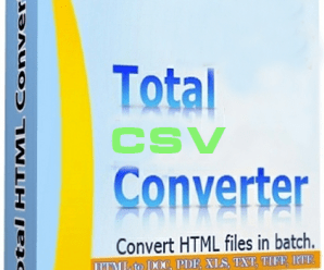 Coolutils Total CSV Converter 3.1.1.179 With Crack !