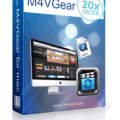 M4VGear DRM Media Converter 5.3.0 With Crack