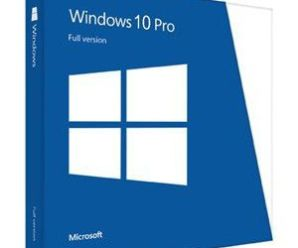 Microsoft Windows 10 Pro 1607 Build 14393.187 With Crack