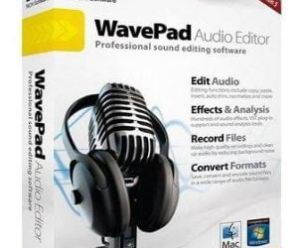 NCH WavePad Masters Edition 7.14 +Crack [Latest]