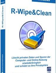 R-Wipe & Clean 11.8 Build 2179 Corporate With Crack!