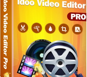 idoo Video Editor Pro 10.4.0 + Crack