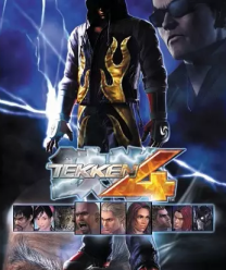 Tekken 4 Game For PC Full Version Free Download !