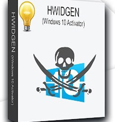 Hwidgen 62.01 Digital Licence Activator For Windows 10
