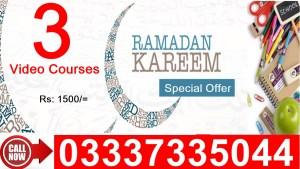 3 video Courses in urdu