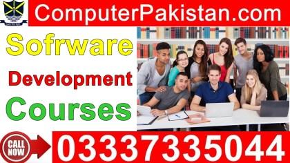 Online Software Development Courses in Pakistan