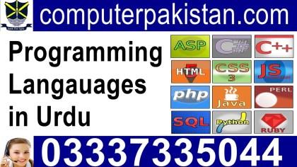 programming in urdu language